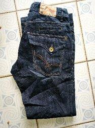 Pantalons jean et kaki friperie premier choix