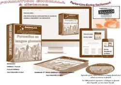 Langue Ghomala - CD & livre