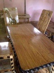 table à manger - chaises