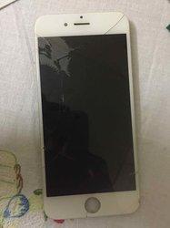 écran iphone 6 cassé