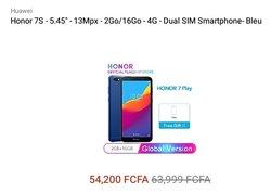 Huawei Honor 7 S