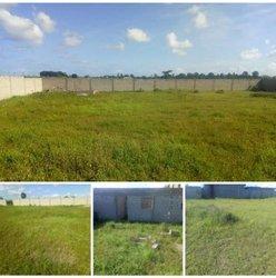 vente terrain 1000 m²   à yopougon