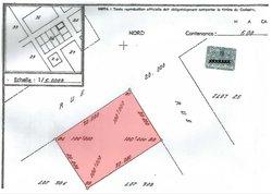 vente terrains 600 m2 - belleville route alépé