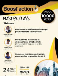 Conférence Boost'action