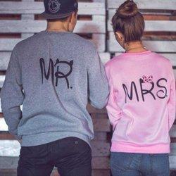 T-shirts pour couple