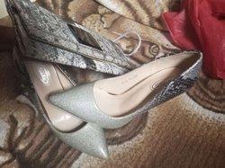 Chaussures et pochette
