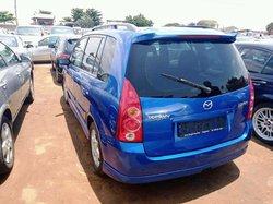 Mazda Premacy 2004/2005