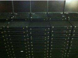 lot d'ordinateurs portables