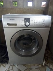machine à laver samsung quasi-neuve