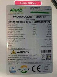 Panneaux solaires 330W-24V