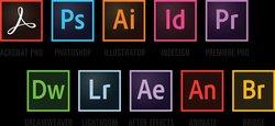 Installation du pack complet de Adobe