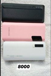 Powerbank Samsung et Tecno