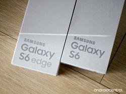samsung galaxy edge 6 - nouveau dans carton
