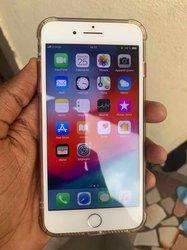 iphone 7 + 32 go rouge