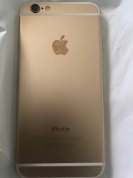 apple iphone 6 - 16 gigas - gold