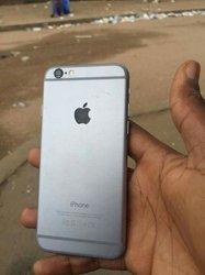 iphone 6 gris noir