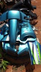 Façade de moto Zakarta