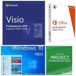 Installation Windows - logiciels