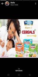 Céréales - petits pots & compotes
