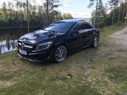 Mercedes-Benz CLA Classe 2015