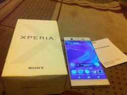 Sony XPeria XA1 - ultra blanc - 32 Go