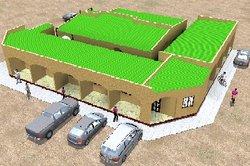 Conception de plan et réalisation de bâtiment