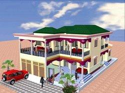 Conceptions de plans et exécution des bâtiments