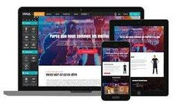 Création de site web et boutique en ligne