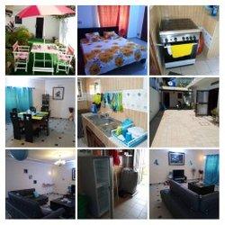 Location villa meublée 4pièces - Cotonou