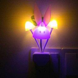 Lampe champignon lumineuse