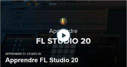 Coffret apprentissage  FL studio