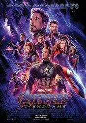 Avangers Infinity War et EndGame
